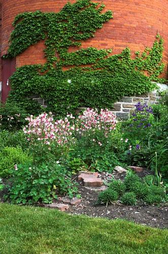 Orillia -Tower Garden In Spring