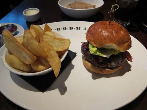 The Goodman Burger