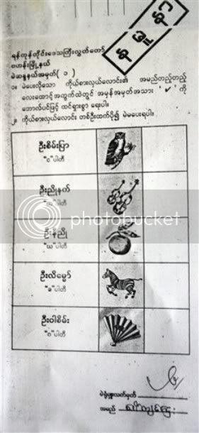 Sham Election