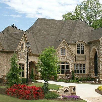 brick and stone exterior combinations  Stone And Brick Combinations Design Ideas, Pictures