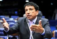 """Entrevista: Magno Malta classifica o projeto do Novo Código Penal como """"retrocesso para sociedade, inverteram os valores"""""""