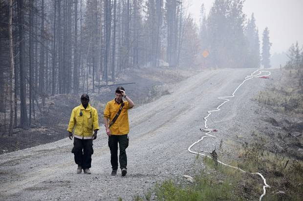 Alaska's climate hell: Record heat, wildfires and melting glaciers signal a scary new normal