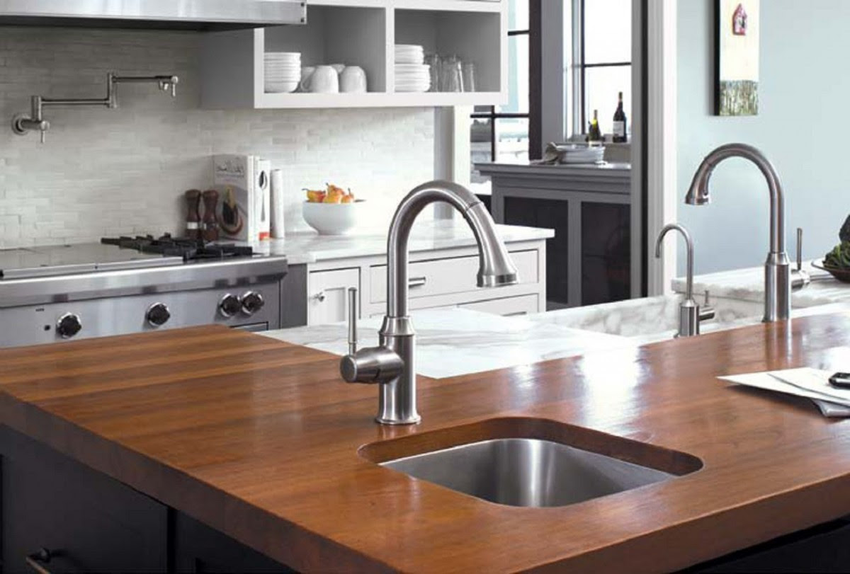 Furniture Lowes Kitchen Faucets With Curved Neck