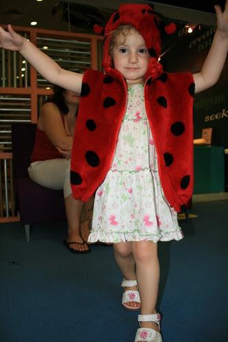 Ladybird Choe
