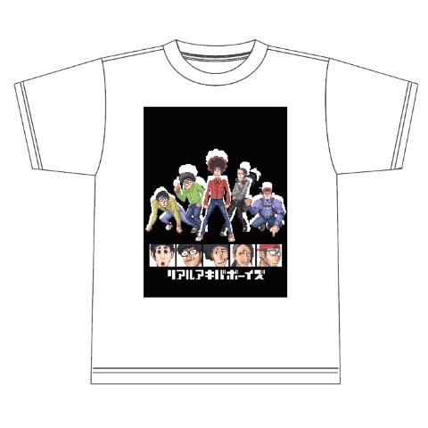 Rab10周年 せらみかるrabリアルアキバボーイズ Tシャツlサイズ