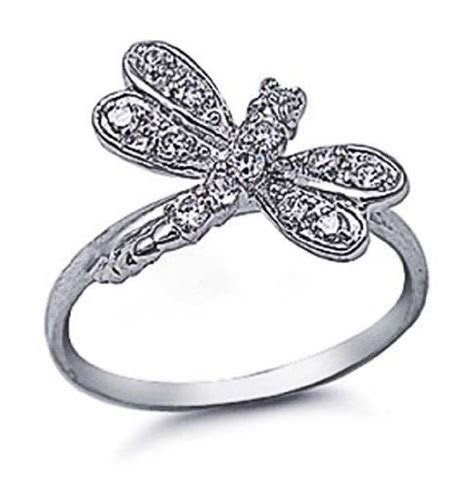 17  images about Dragonfly rings/jewelry on Pinterest