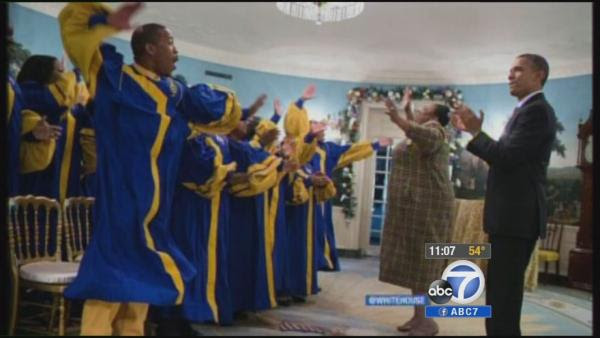 Crenshaw High choir director placed on leave