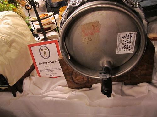 Firkin 5/11: Strongman Pale Ale