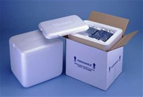 insulated shipping boxes custom foam liners coolers
