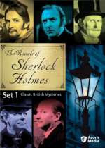 Rivals of Sherlock Holmes: Set One, a Mystery TV Series