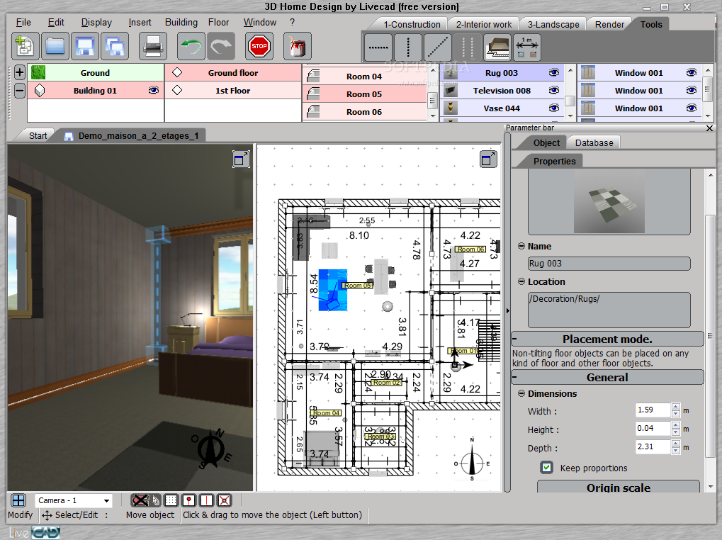 3d Home Design Software Free Download Full Version For Pc