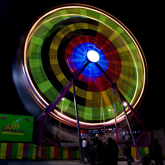 pentax K-5, pentax da 15mm f/4.0, global winter wonderland, great america park