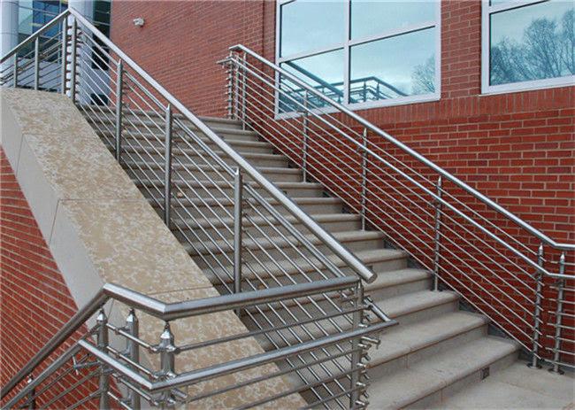 Custom Oem Stainless Steel Railing Rod Fittings Design For Balcony