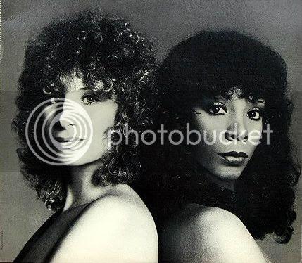 Barbra Streisand • Donna Summer