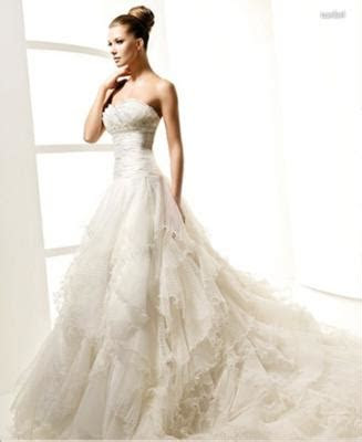 bought ebay wedding gown copy  la sposa lambel