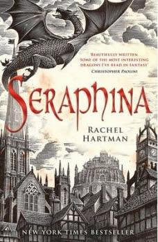 Couverture Seraphina, book 1