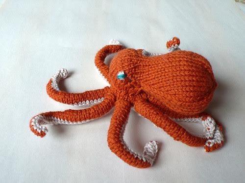 amigurumi octopus