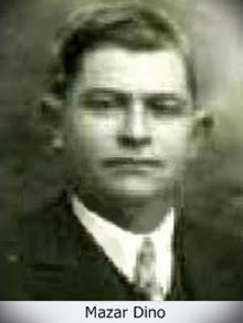 Ο Μαζάρ Ντίνο που μαζί με τον αδελφό του Νουρί Ντίνο  πρωτοστάτησαν στη συγκρότηση του ΞΙΛΙΑ