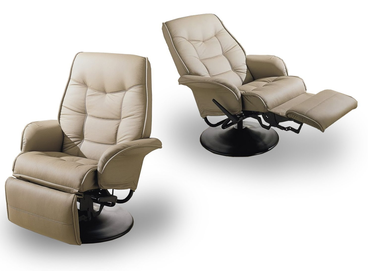 RV Motorhome Swivel Recliner