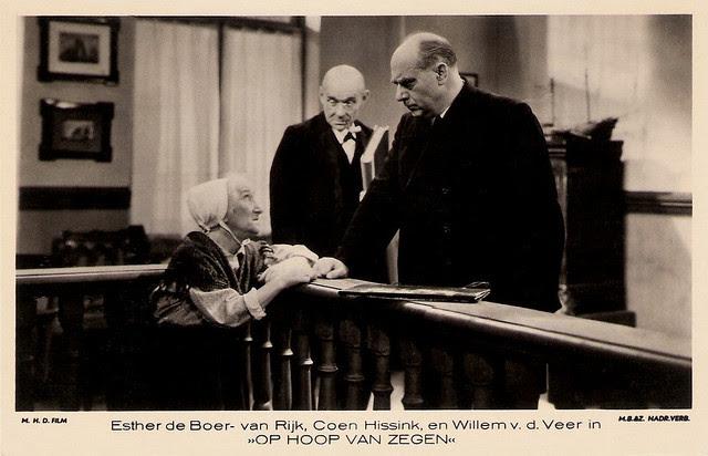 Esther de Boer-van Rijk, Coen Hissink, Willem v.d. Veer, Op Hoop van Zegen