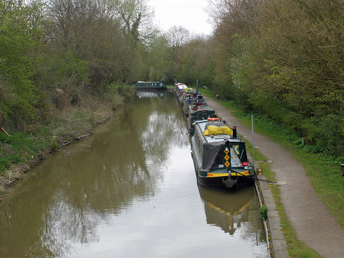 Oxford Canal @Banbury