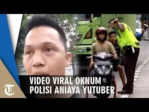 Viral Seorang Pria Dianiaya Oknum Polisi karena Rekam Razia Lalu Lintas, Sempat Disebut Teroris