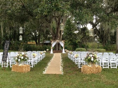 Best 25  Rustic wedding ceremonies ideas on Pinterest