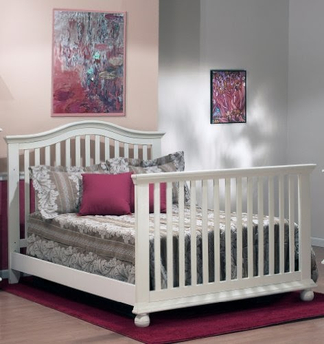 sorelle cribs: Sorelle Vista Adult Rails and Slats ...