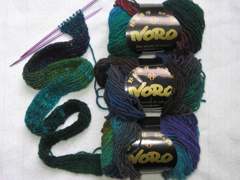 Photo of Scarf Exchange yarn