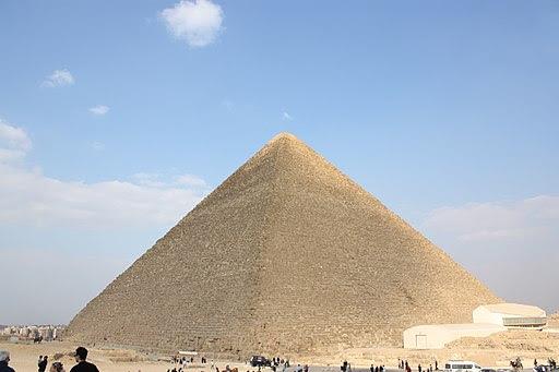 Great Pyramid of Giza 2010 2