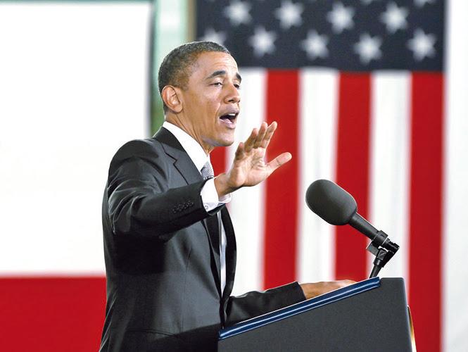 E l presidente de EU, Barack Obama, durante su discurso en el Museo de Antropología habló de migración, seguridad, democracia, control de armas, legalización de droga, economía, colaboración e intercambio académico.