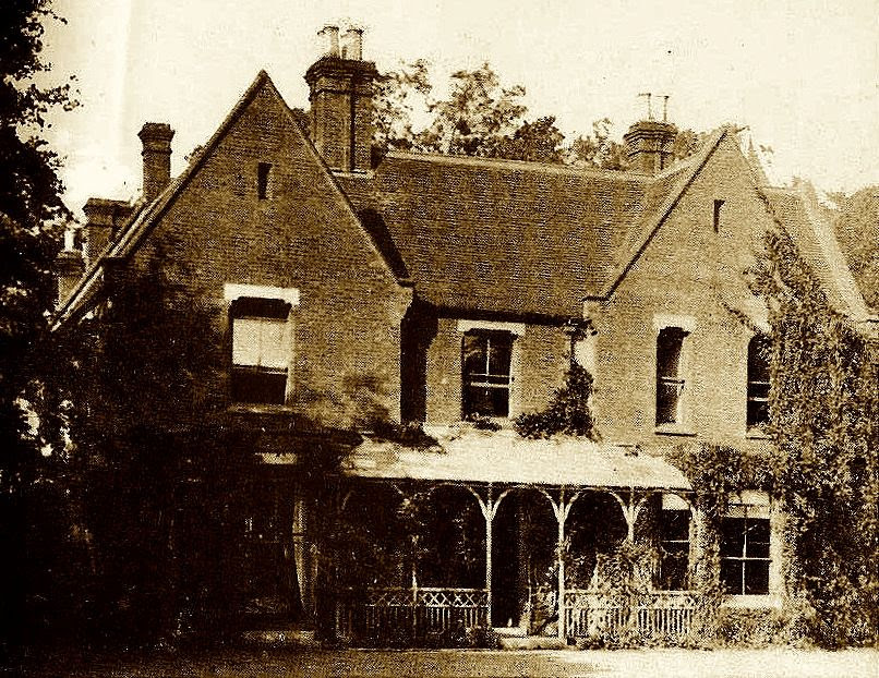 Long-Forgotten: Borley Rectory: A Third-hand Source?