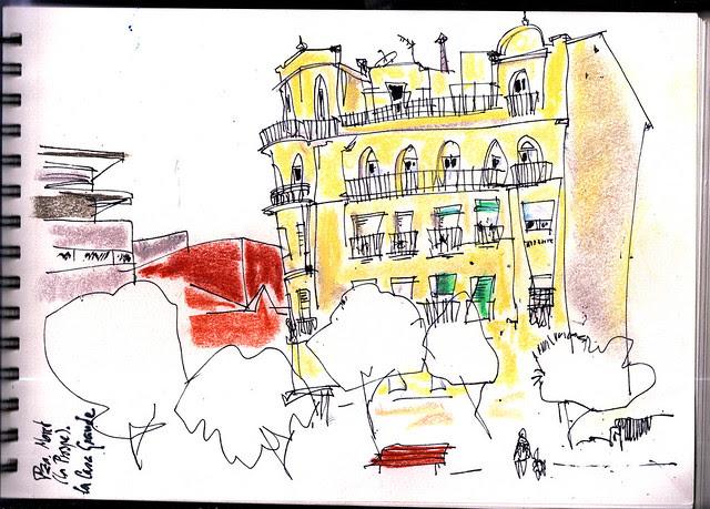 La casa grande. La Prospe, Madrid