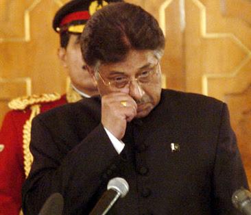 Obituary – Pervez Musharraf, 1999-2008