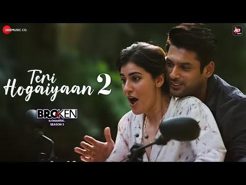 Teri Hogaiyaan lyrics - Vishal Mishra Broken But Beautiful Season 2