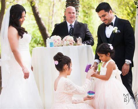 Unity Ceremony Sand Family Angel & Leticia Casa Blanca