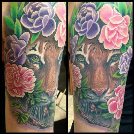 The Bohemian Tattoo Club And Gallery Tattoos Max Egy Finished