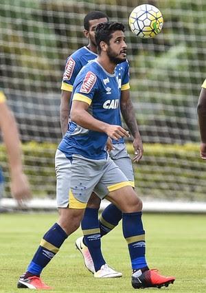 Leo; Cruzeiro (Foto: Pedro Vilela/Light Press)