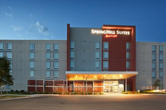 Springhill Suites Marriott Salt Lake City Airport (Utah) - Hotel ...