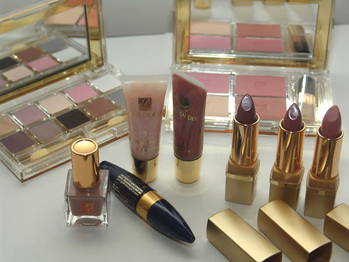 les cosmétiques de Estée Lauder