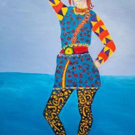 Youri Messen-Jaschin Artwork: BODY ART PAINTING ...