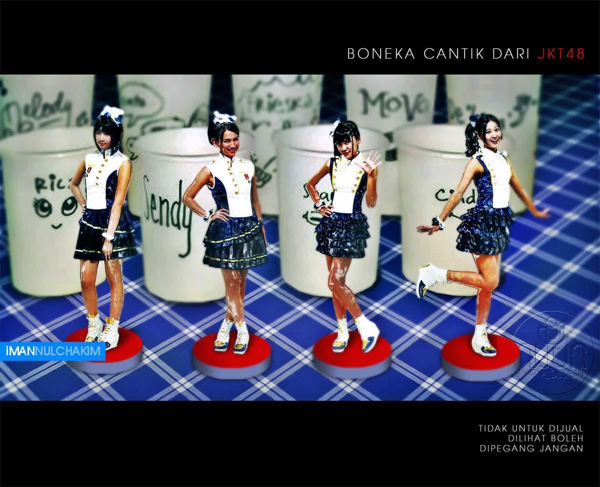 Jkt48 Images Boneka Cantik Hd Wallpaper And Background Photos 33248744