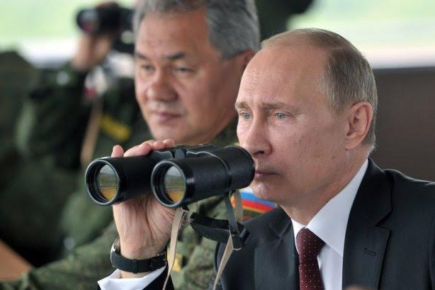 La OTAN insiste en la integridad territorial de Ucrania. Putin saca músculo ante Ucrania y pone en estado de alerta a sus tropas