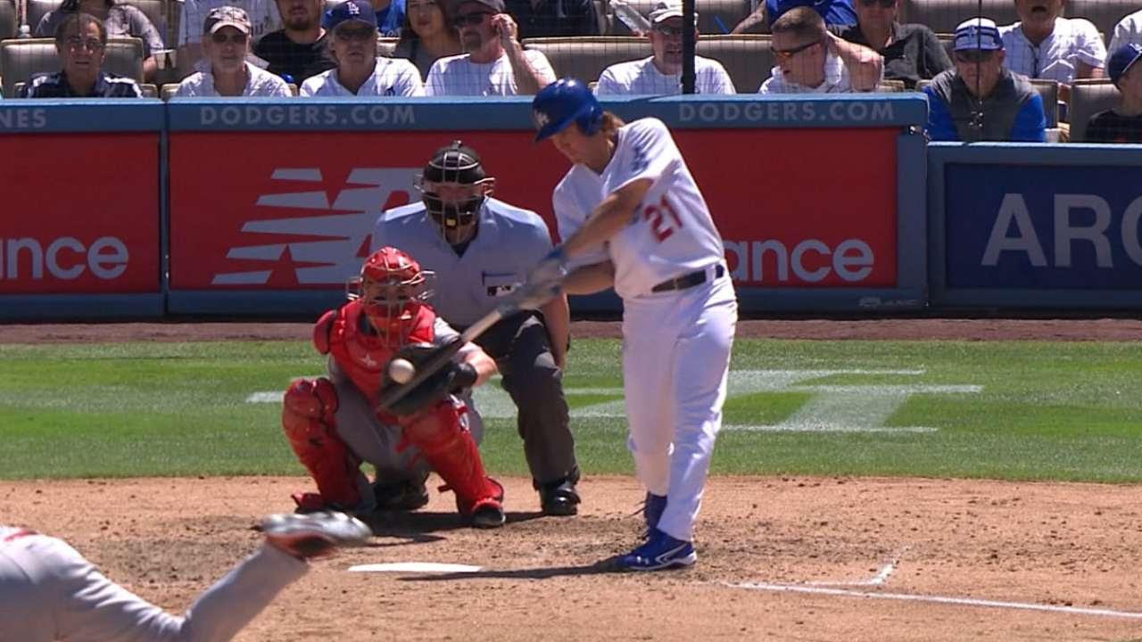 Dodgers se imponen a Rojos con faena y poder de Greinke