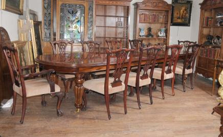 chippendale chair | Antique Dining Room