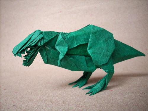 Tiranosaurus (Tyranosaurus)