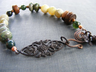 Touch the Earth Bracelet