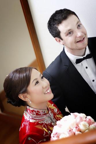 Gilvie ~ Wedding Day