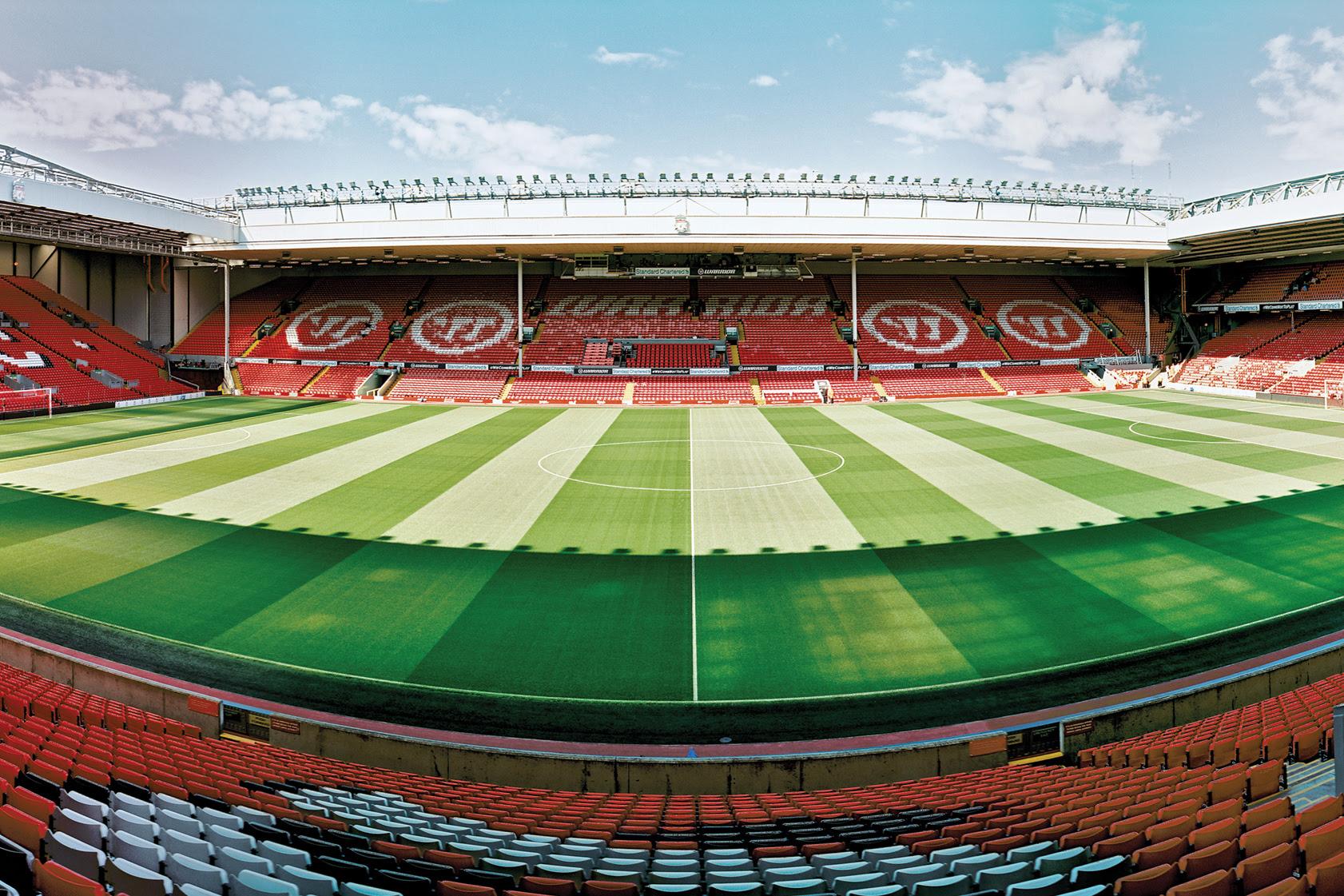 Liverpool Anfield Stadium Tour - Liverpool   Transat