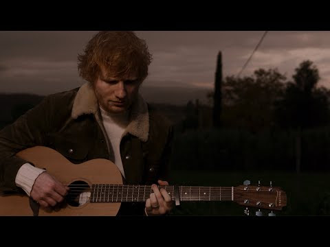 Ed Sheeran - Afterglow (Official Video)
